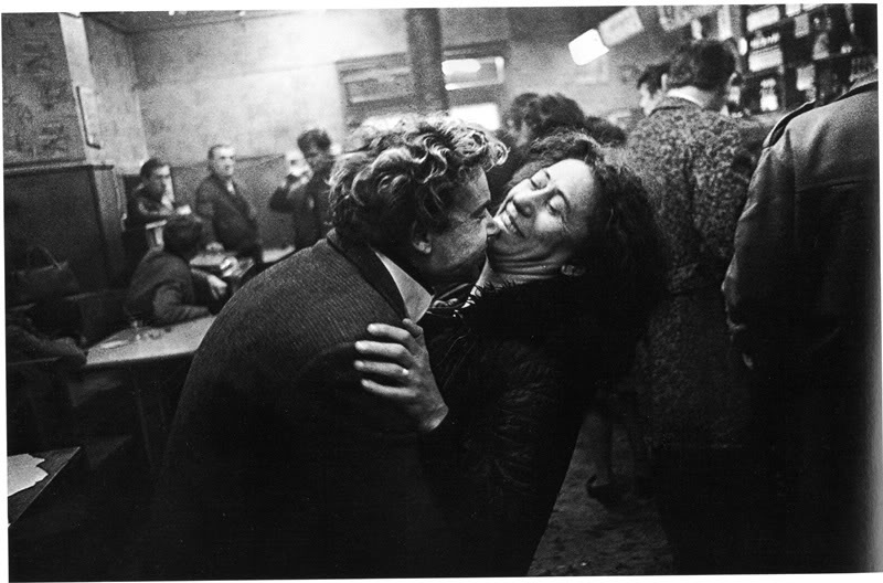 CAFÉ LEHMITZ by Anders Petersen